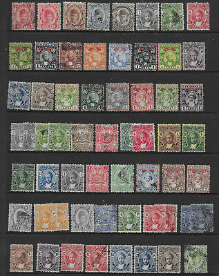 British Zanzibar Collection Mh/used Stamps