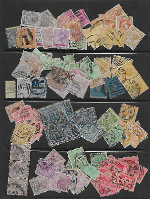 Australia Victoria Collection Used Stamps
