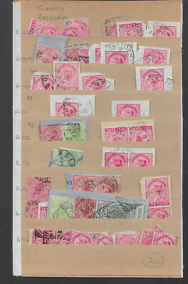 South  Australia Collection Used Stamps