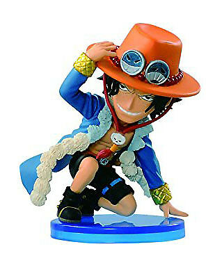 New One Piece WCF Log Collection Mini Figure (Ace)