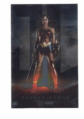 Wonder Woman #32 - Gal Gadot Photo Variant Cover - NYCC 2017 Variant Exclusive