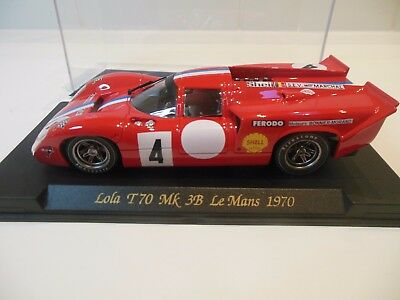 FLY LOLA T70B LeMans 1970 boxed