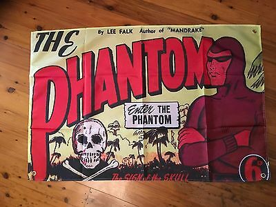 3 x 2 foot  phantom man cave flag garage flag guost  marvel comics the phantom