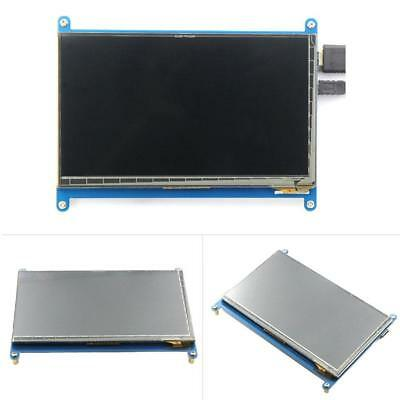 7 Inch HDMI LCD Screen Module for Raspberry Display Clear For Raspberry Pie #J