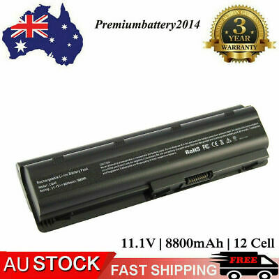Long Life Laptop Battery for HP MU06 MU09 SPARE 593554-001 593553-001 Notebook