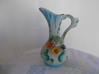 VINTAGE COLLECTIBLE MINIATURE JUG/PITCHER - 11 cms tall - pre-owned