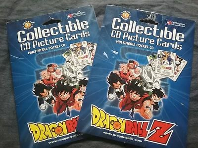 dragonball z cd picture cards