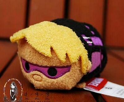 New Hot Disney TSUM TSUM Marvel The Avengers Hawkeye Mini Plush Toys With Chain