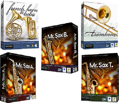 Brass Bundle Samples NI Kontakt
