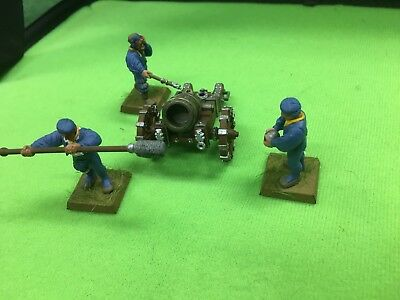 Warhammer Age Of Sigmar Empire Mortar - Painted