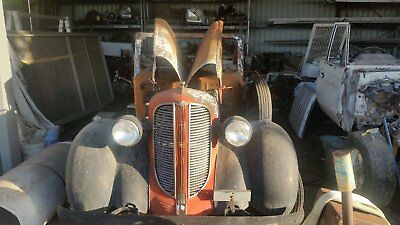 Dodge Soft Top Ute 1936-1938  Ford Chev Holden Rare Project