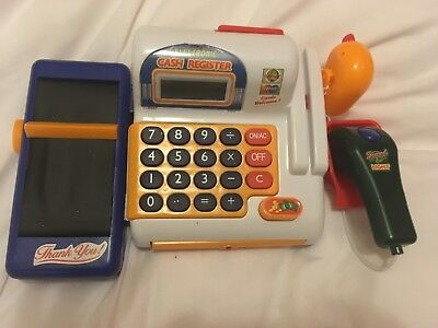 Toy Cash Register Till