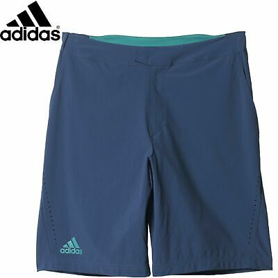 ADIDAS Men's Barricade Bermuda Tennis Shorts Sport Bottoms Climacool AI0333