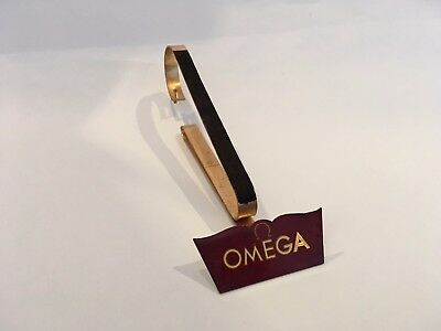 Soporte para reloj para escaparate OMEGA. Dealer display clock Stand. VINTAGE