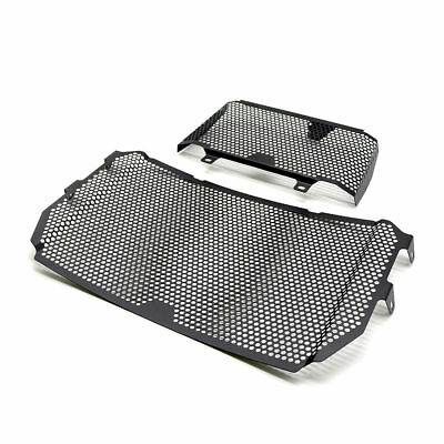 Radiator Bezel Guard Cover Grill Protector For Yamaha FZ-10 & MT-10 2016-2017