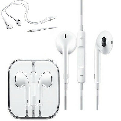 Earphones For iPhone 6s 6 5c 5S 5 SE 7 8 plus iPad iPod Handsfree Headphones Mic