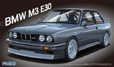 Fujimi RS-17 1/24 BMW M3 E30 from Japan