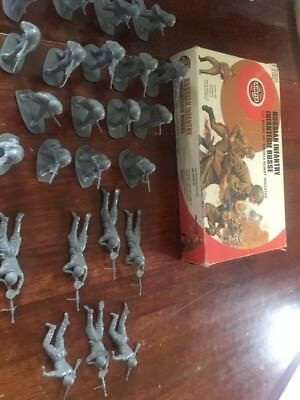Vintage Boxed Airfix 1:32 Russian Infantry