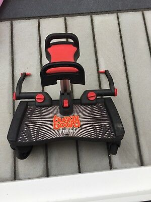 Lascal buggy board and seat