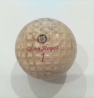 US Queen Royal 1 'electronic' new cadwell cover Golf Ball
