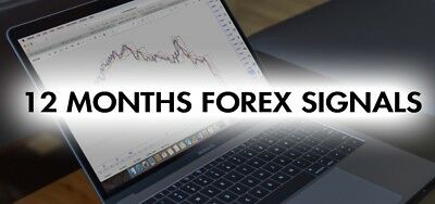 Powerful Forex Trading Signals / Strategy - 12 Months access to our Trading Room
