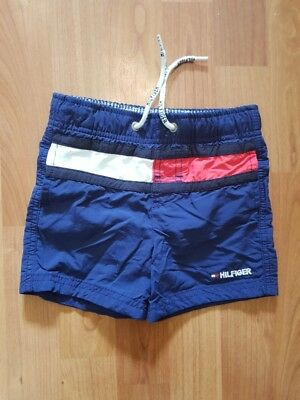 Tommy hilfiger baby boys blue swimshorts 18-24 months