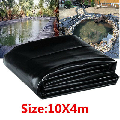 Pond Liner 10mX4m Reinforced HDPE HeavyDuty 20Yrs Guaranty Pond & Landscaping