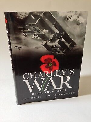 Charley's War : Death from Above - used but in great condition