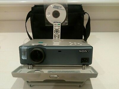 Sony VPL-CS2 LCD Projector