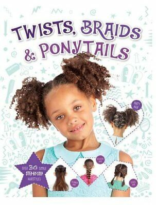 Twists, Braids and Ponytails,HB,Twists, Braids and Ponytails - NEW