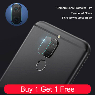Camera Lens Protector HD Tempered Glass Guard Film Cover For Huawei Mate 10 lite