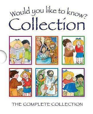 Would You Like to Know? Collection: The Complete Collection,PB,Tim Dowley - NEW