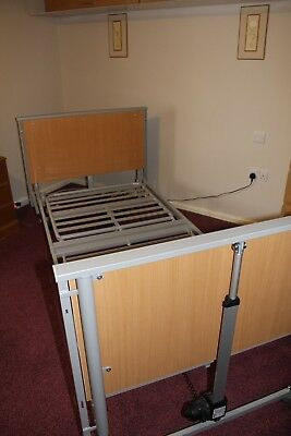 Hospital Style Opera Care Bed