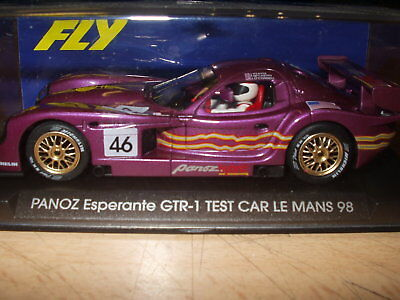 New Fly Panoz Esperante Test Car Le Mans 98.