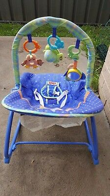 Fisher-Price baby bouncer rocker