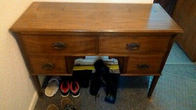 Edwardian sideboard