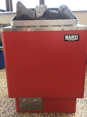 Narvi Electric Sauna Stoves Model Hm 75