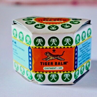 Tiger Balm Muscle Ointment Massage Rub Pain Relief soothe itch due to insect bit