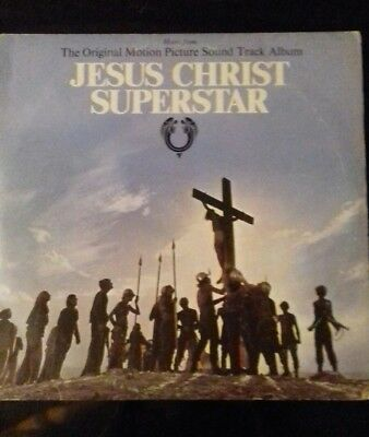 Jesus christ superstar vinyl