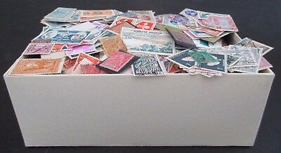 France - Extensive Collection Of Old France & Colonies In Box - 7/8000+ Stamps