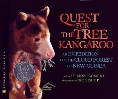 The Quest for the Tree Kangaroo: An Expedition to the Cloud Forest of New Guine