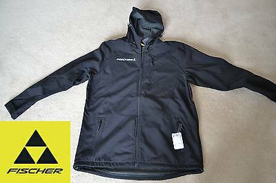 Fischer New Softshell Jacket size Small
