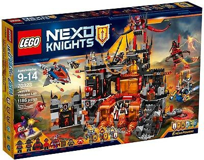 Lego - Nexo Knights - 70323 - Volcan De Jestro - Neuf Et Scellé - New And Sealed