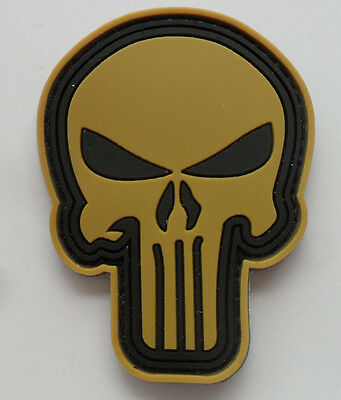 NEW  THE PUNISHER SF / SEALS   Patch SJK      340