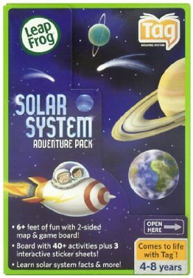 LeapFrog Tag Adventure Pack  Solar System