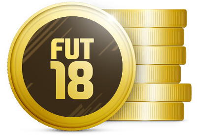 Fifa 18 UT PS4 coins 100K ( 100000 Coins ) fast delivery