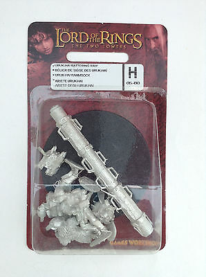 Uruk-Hai Battering Ram (The Two Towers) - Lord of the Rings