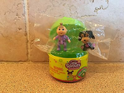 Little Sprouts Cabbage Patch Kid Blind New Cabbage