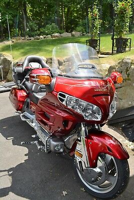 2004 Honda Gold Wing  2004 Honda Goldwing 1800