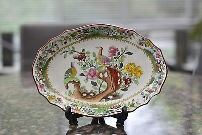 Antique Spode Copeland Tableware ~ Asiatic Pheasant Pattern ~1880